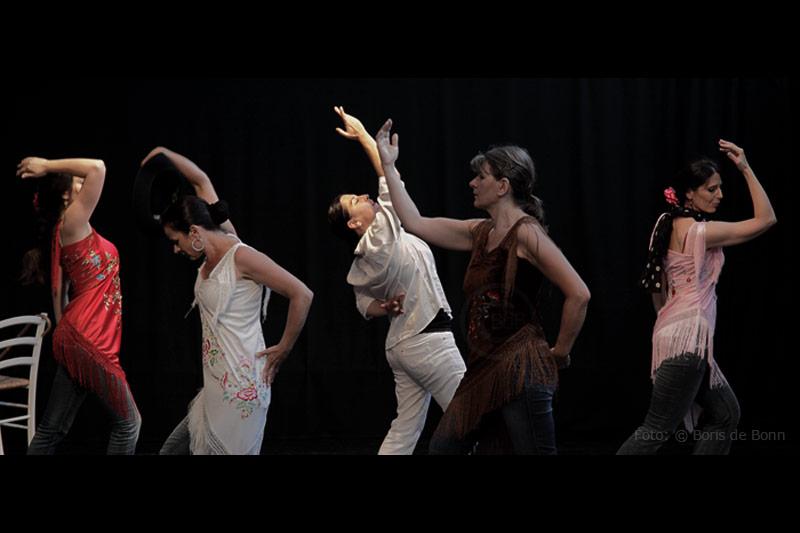 "Flamenco-Tanztheater ""Mateando"""