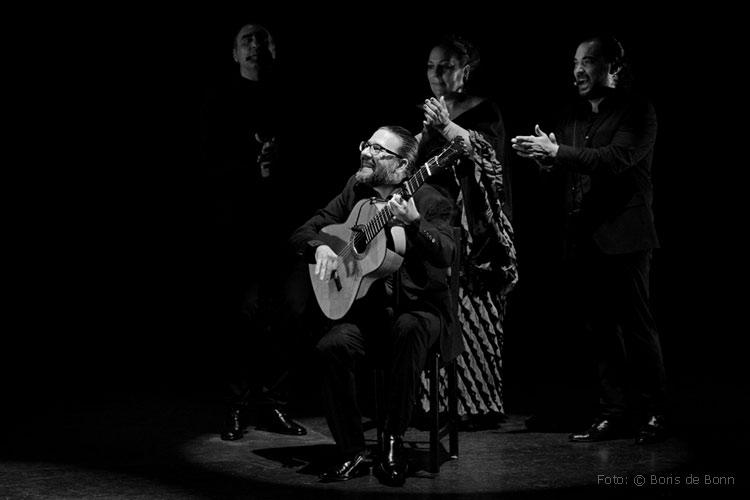 Guitarrista José Gálvez / © Boris de Bonn