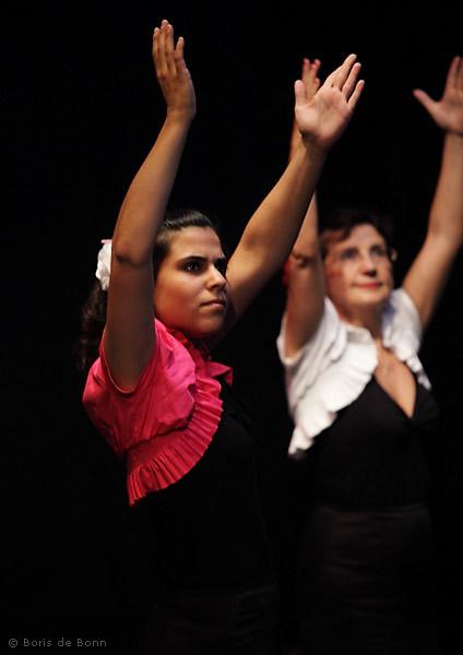 Flamencotanz Tientos/Tangos
