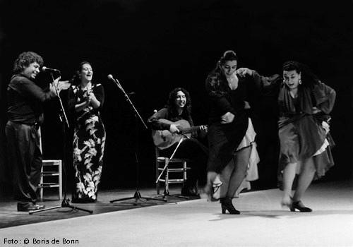 Compañía Rosa Martínez on stage