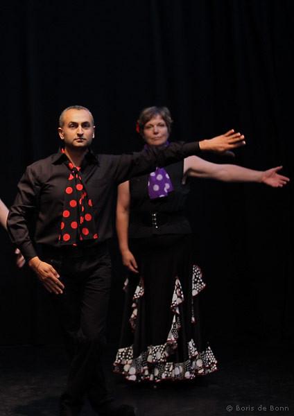 Flamencotanz Tarantos (Anfänger)