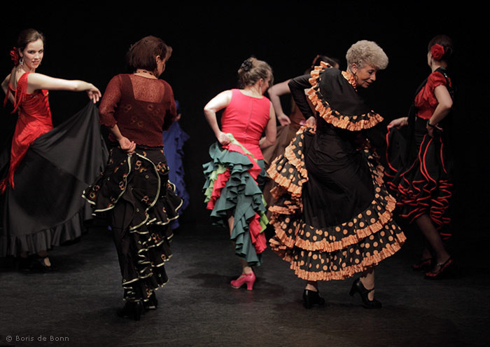Flamencotanz Alegrías