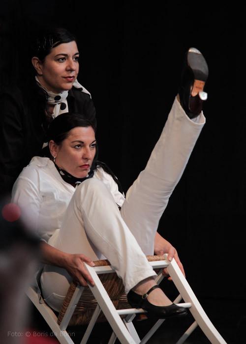 """Flamenco-Tanztheater """"Torero"""" mit den Flamenco-Tänzerinnen Rosa Martínez und Simi"""