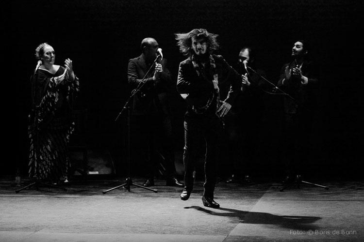 Farruquito & Ensemble / © Boris de Bonn