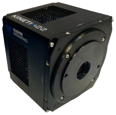 Photometrics社のsCMOSカメラ Kinetixがシリーズ化されました。