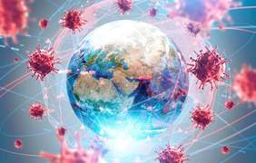 Dieses Virus macht nicht vor Grenzen Halt; Versuche, es alleine zu bekämpfen, sind zum Scheitern verurteilt.