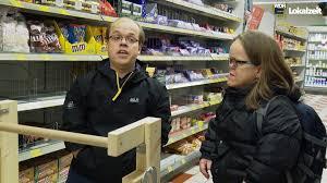 Jugend forscht – tolle Einkaufshilfe für kleinwüchsige Menschen