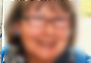 Die vermisste Marie-Claire S. aus Villars-sur-Glâne (Bildquelle: Kantonspolizei Freiburg)