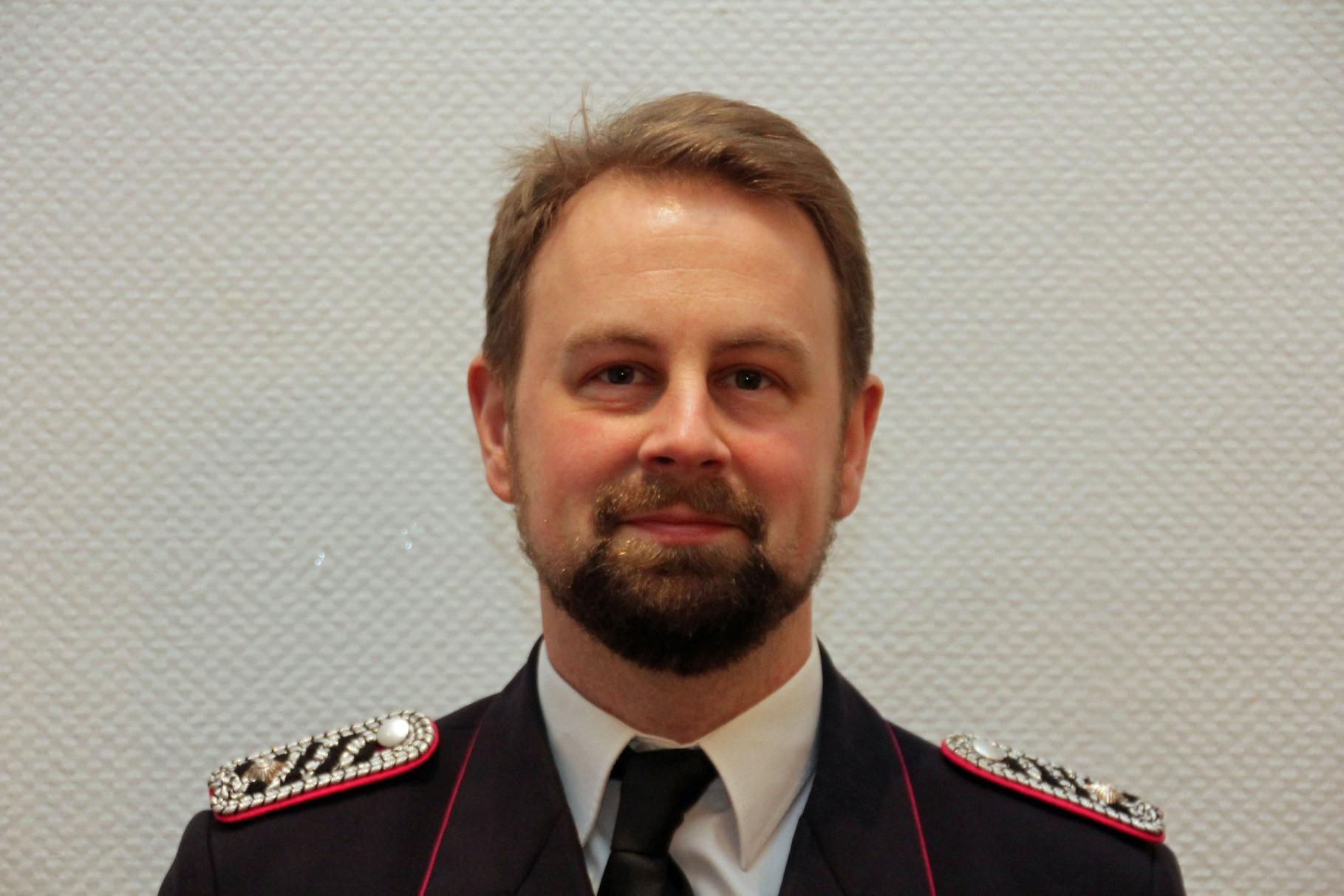 Jugendwart Wyk Markus Lindemann