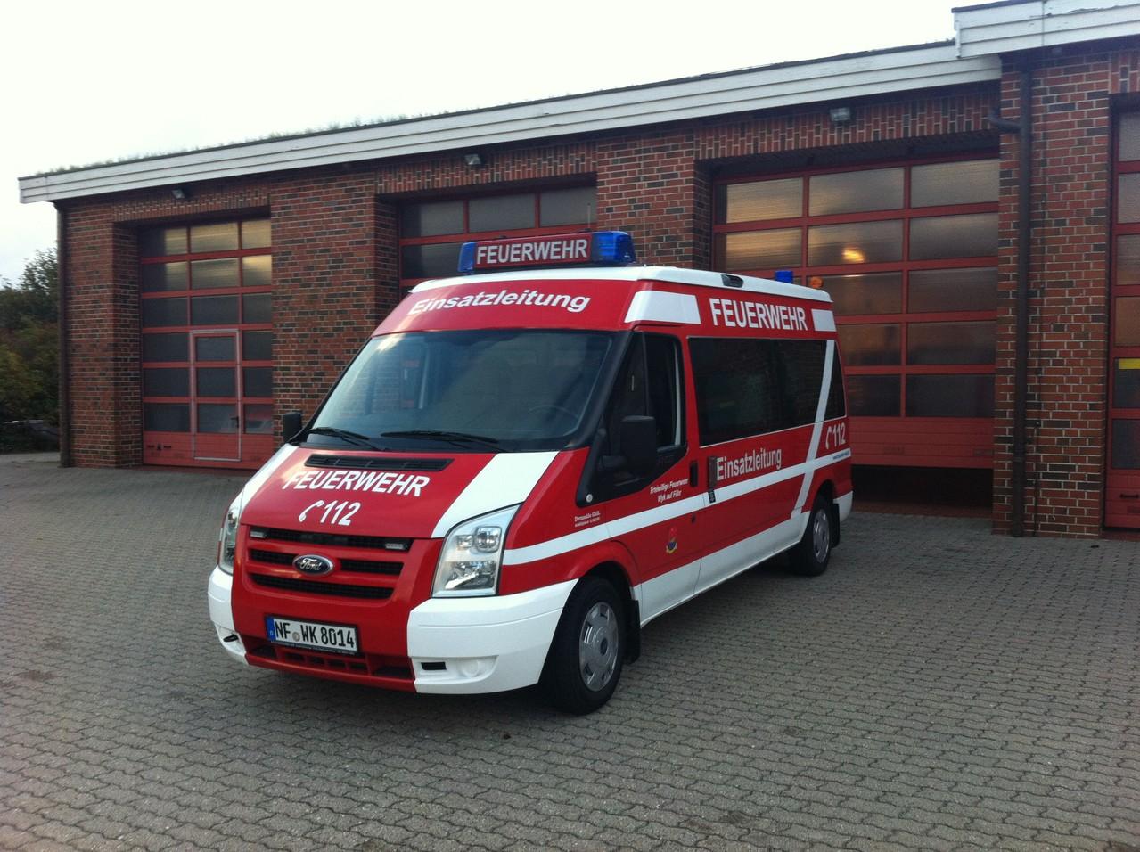 Das neue ELW Florian NF 80-14-1