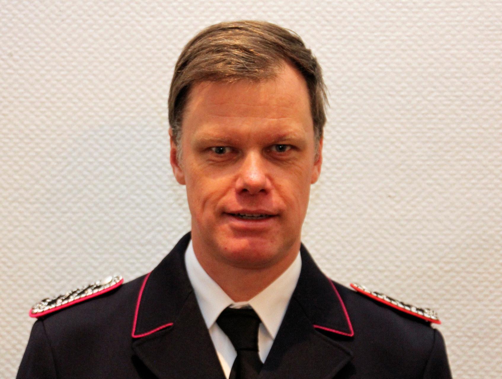 Schriftführer Björn Kahl