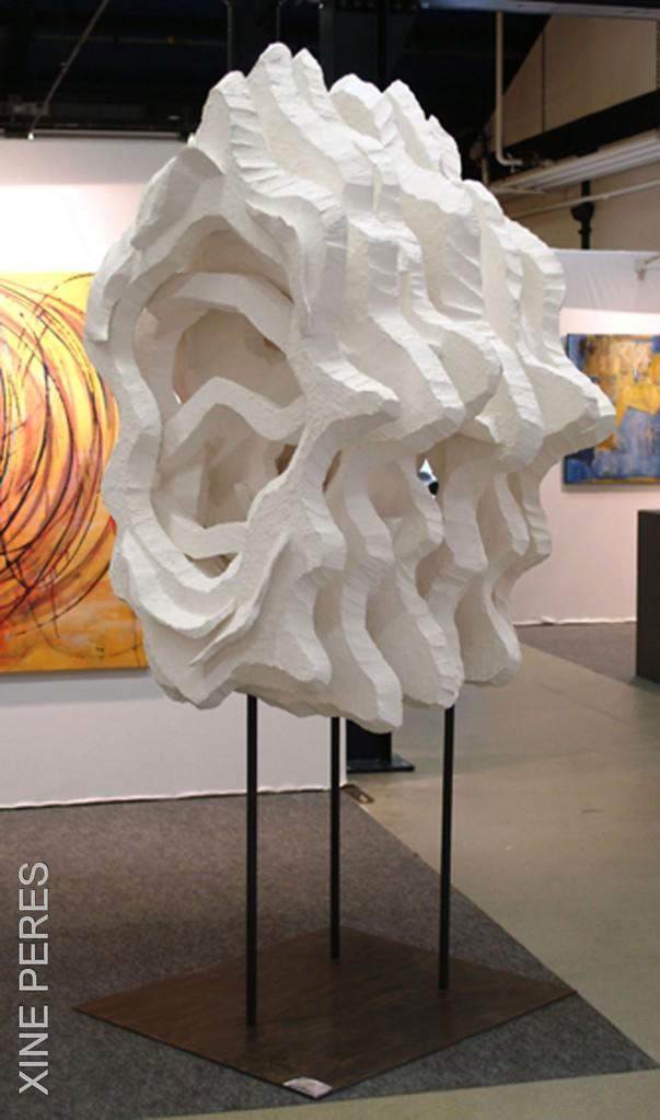 La grande matrice- polystirène, fibre de verre, résine