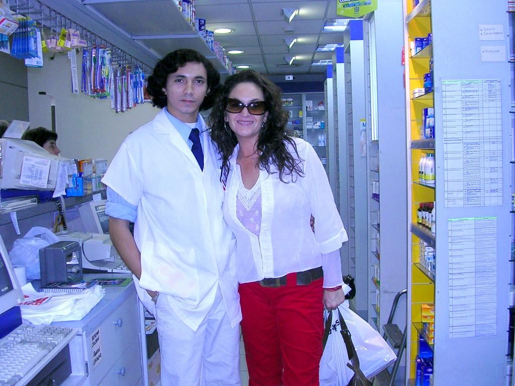 Con Catalina Guerra