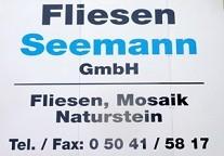 Fliesen Seemann, Wennigser Weg 7, 31832 Springe
