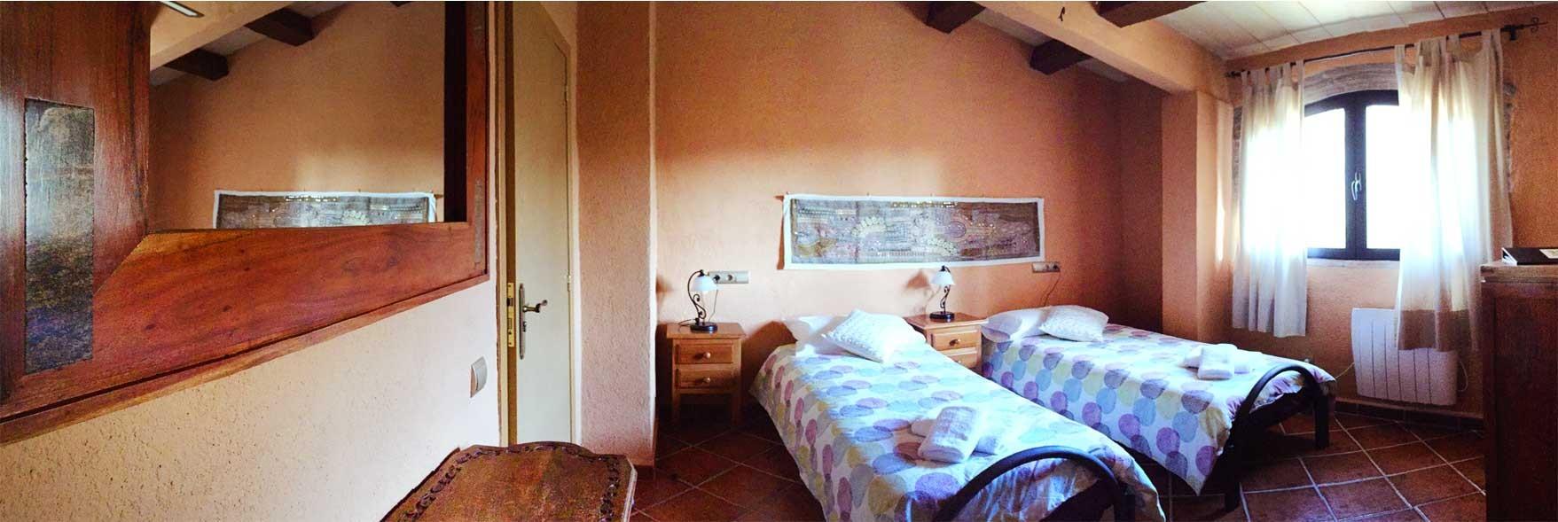 La Torre amb llits separats