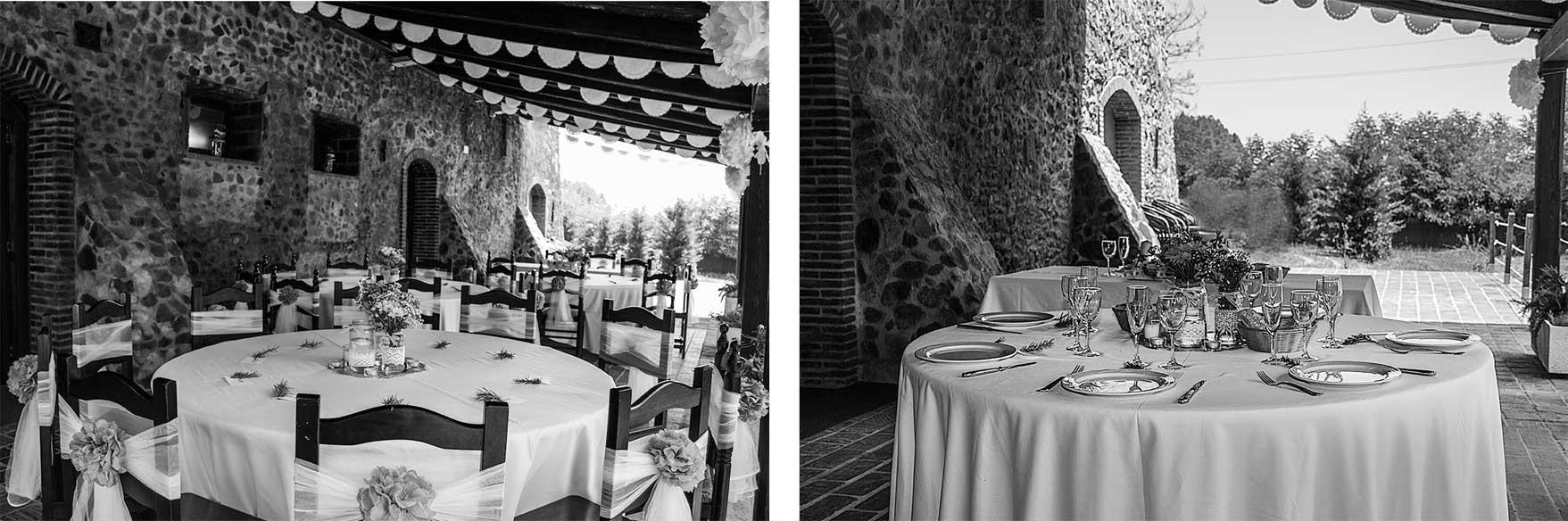 Unas bodas de plata con mucho estilo