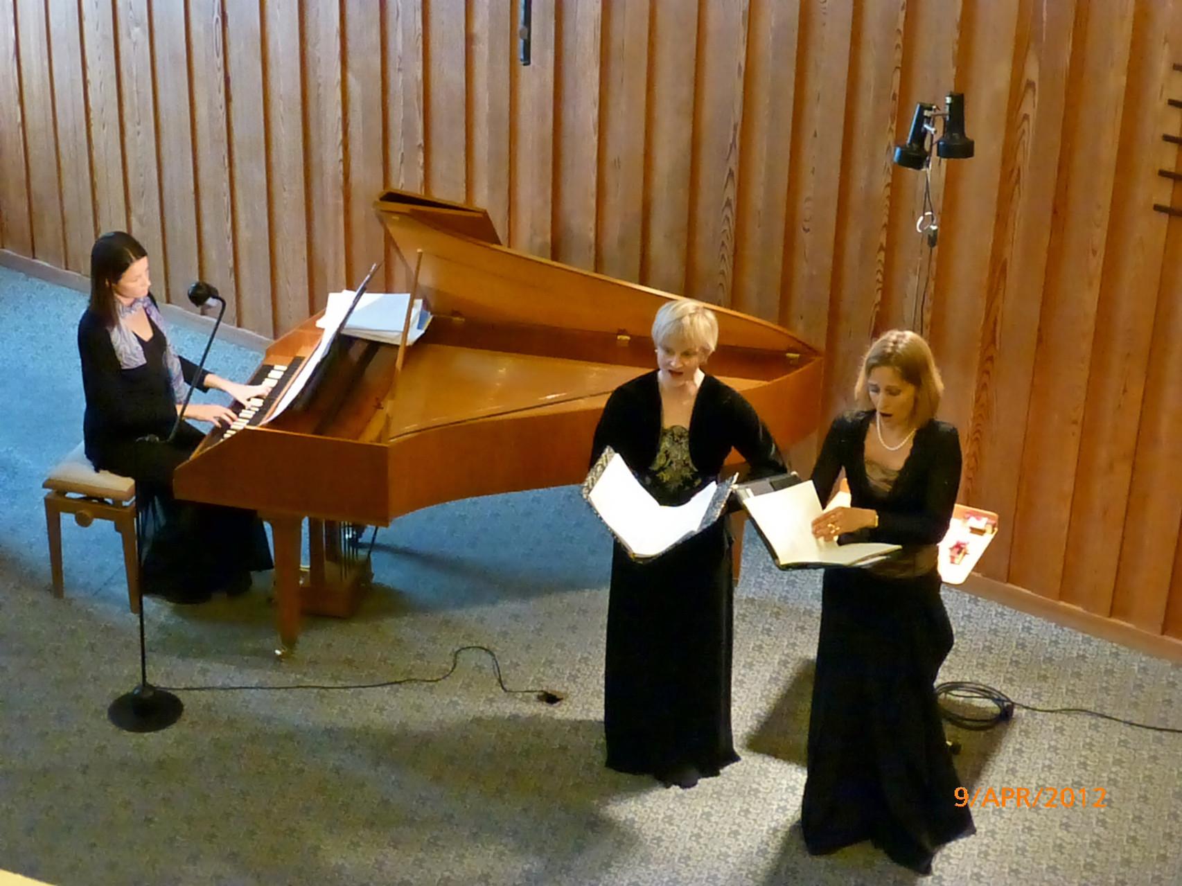 2012  Friedericke Chylek - Manuela Hager - Aline Willi-Jayet