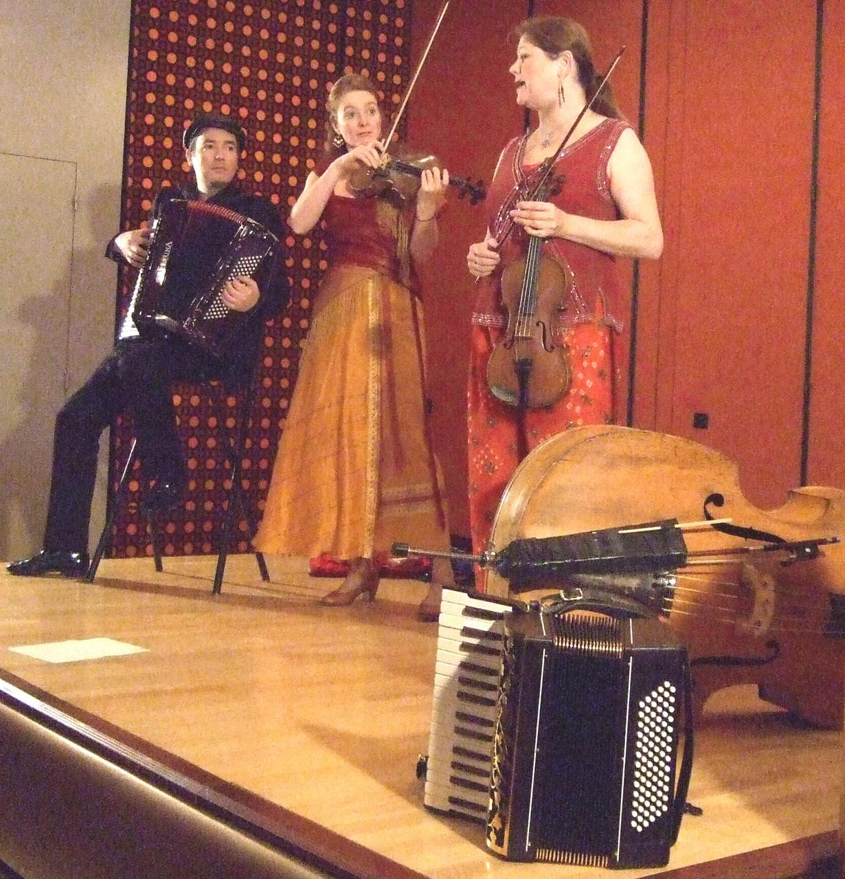 2008  Jubiläum 20 Jahre Kulturkreis, mit den Musique Simili