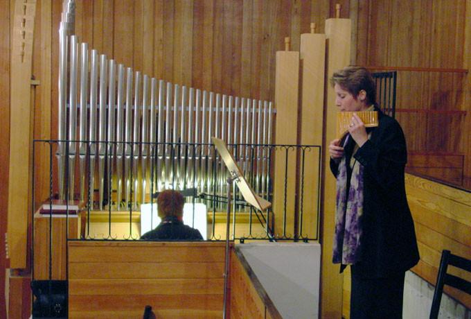 2005  Johanna Kern und Lona Leemann
