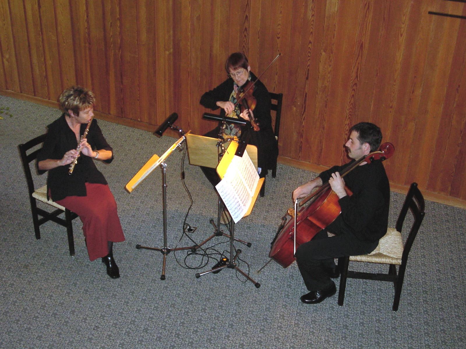 2002  Trio amabile,    Maria Müller - Johanna Kern - Stefano Zoller