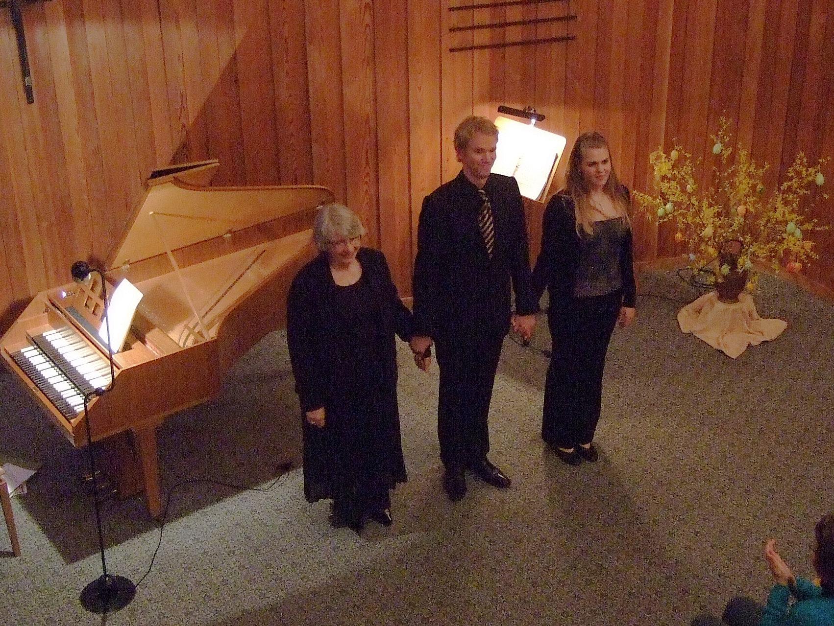 2008  Eva Meier-Hagberg - Carl Ackerfeldf - Elisabeth Meier