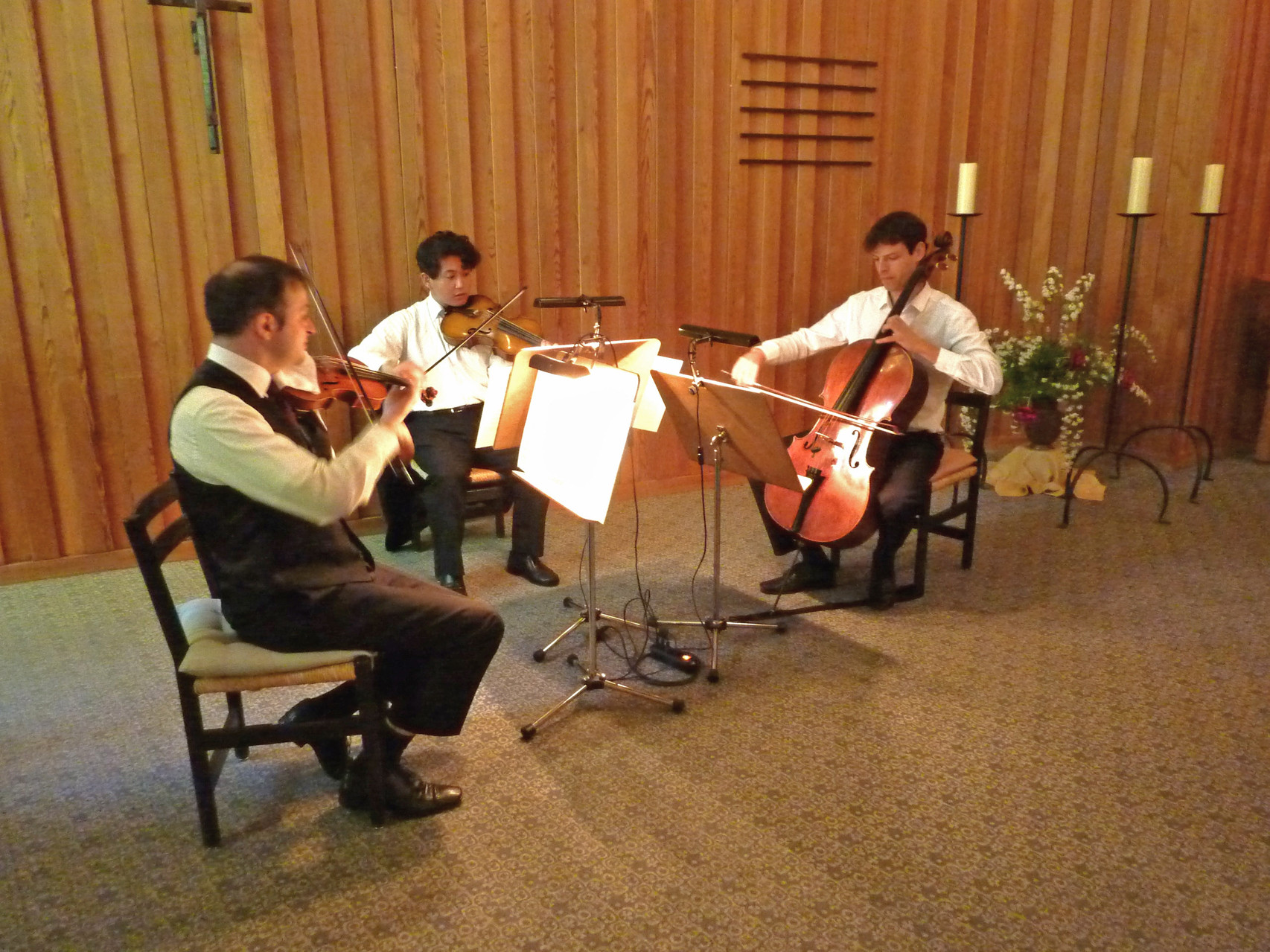 2010  Trio amarante  (Chr.Scheurle - Y.Mitsunaga - A.Graf)