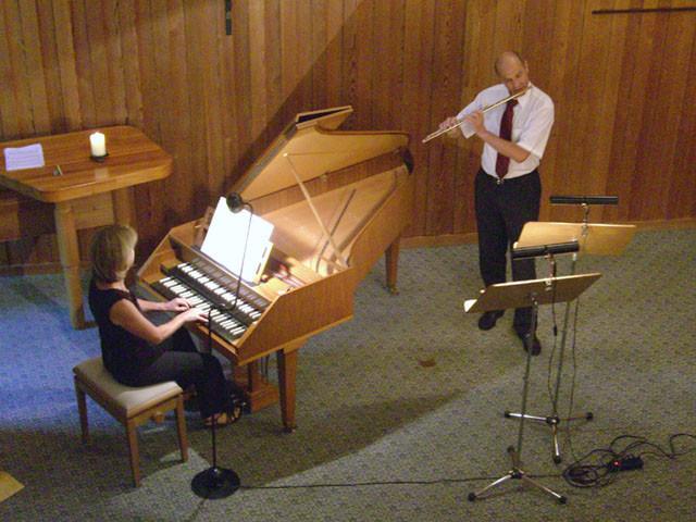 2006  Fiona Harvey und Charles Aeschlimann