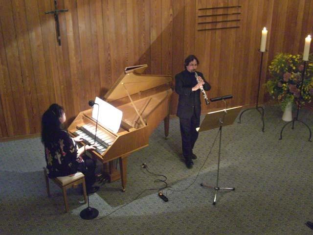 2006  Renate Steiner und Isaac Duarte