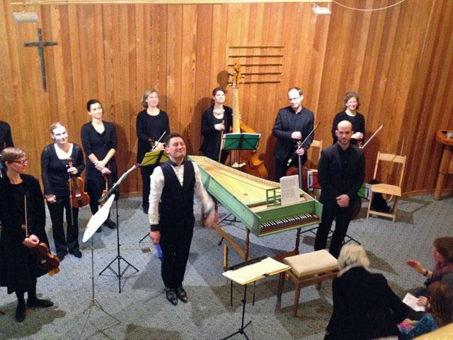 2016  Maurice Steger und das orchester le phénix