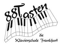 Logo 88 Tasten || Die Klavierschule Frankfurt