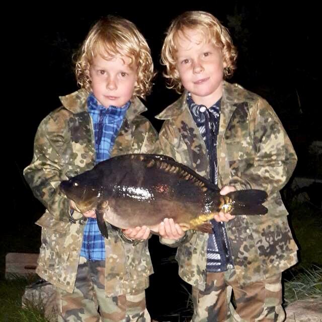 Angelurlaub mit Kindern, Angeln ohne Angelschein, Angelurlaub MV, Karpfen angeln