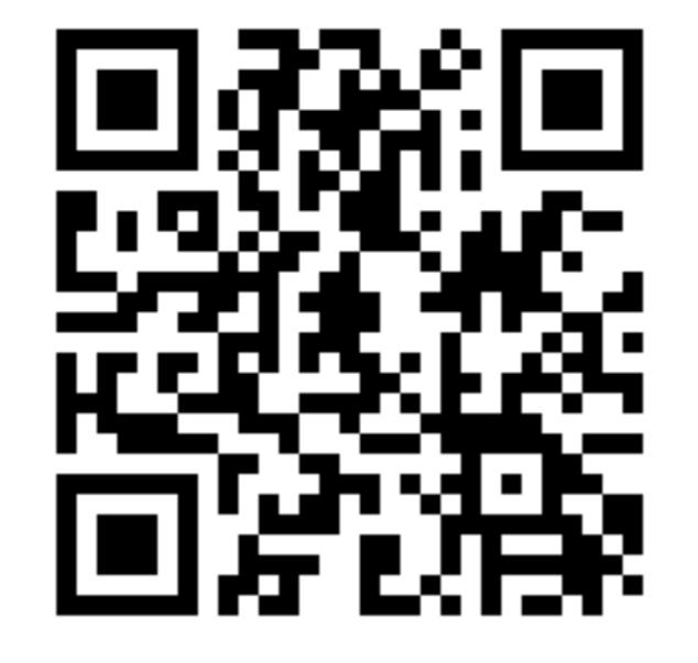 オンライン説明会申込み【QRコード】