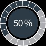 Nanoprotect GmbH - Rewitec Beschichtungstechnologie - 50% weniger Rauigkeit  an Metalloberflächen