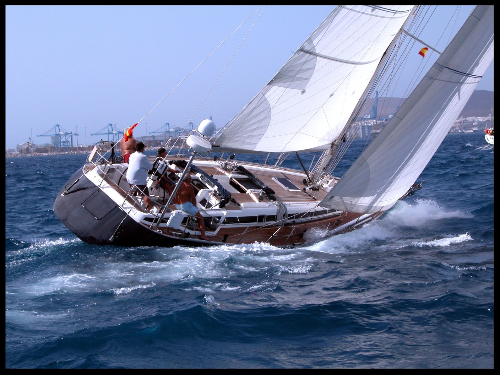 Sail & Kite Coating - Increases lifetime and performance