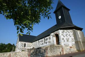 L'église de Saint-Christophe-sur-Condé