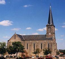 L'église actuelle