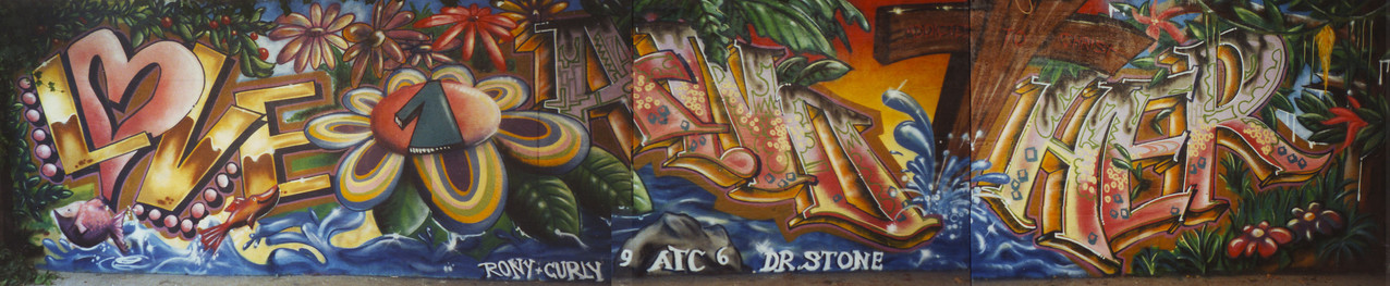 """Love 1 Another"" [with CURLY & Dr. Stone], Bern [Switzerland] 1996"