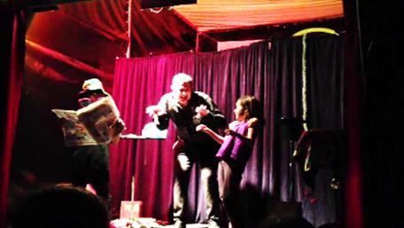 Spectacle magicien Toulon Var - Minotopia.com