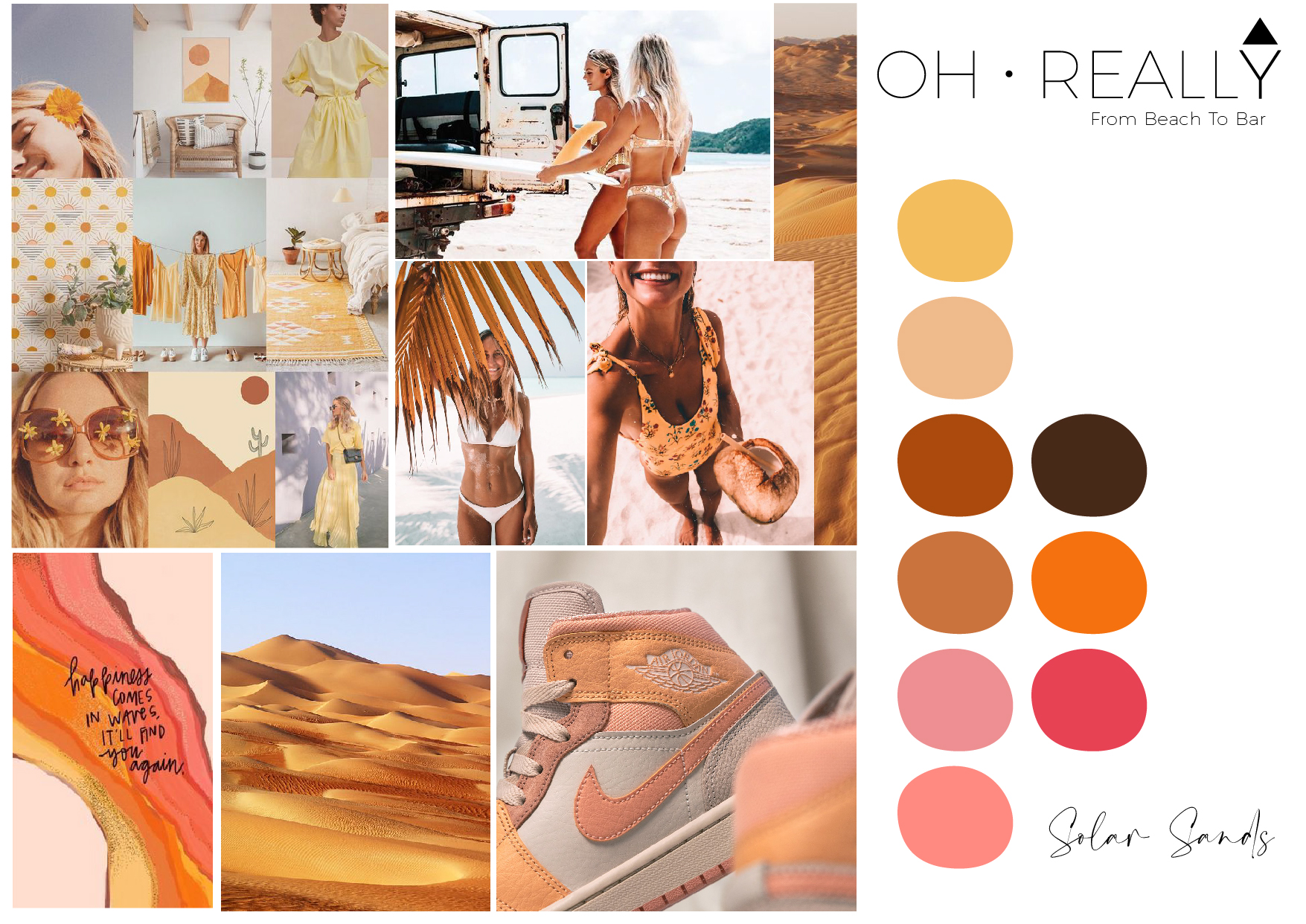 Summer trend colors 2021