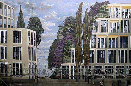 HOTEL STUTTGARTER HOF I,   Anhalter Straße 8-9 Berlin, 2002, Auftraggeber: Relexa Hotelgruppe Dr. E. Marx / A.Steinwarz,  Photo: Daniel Neuhaus