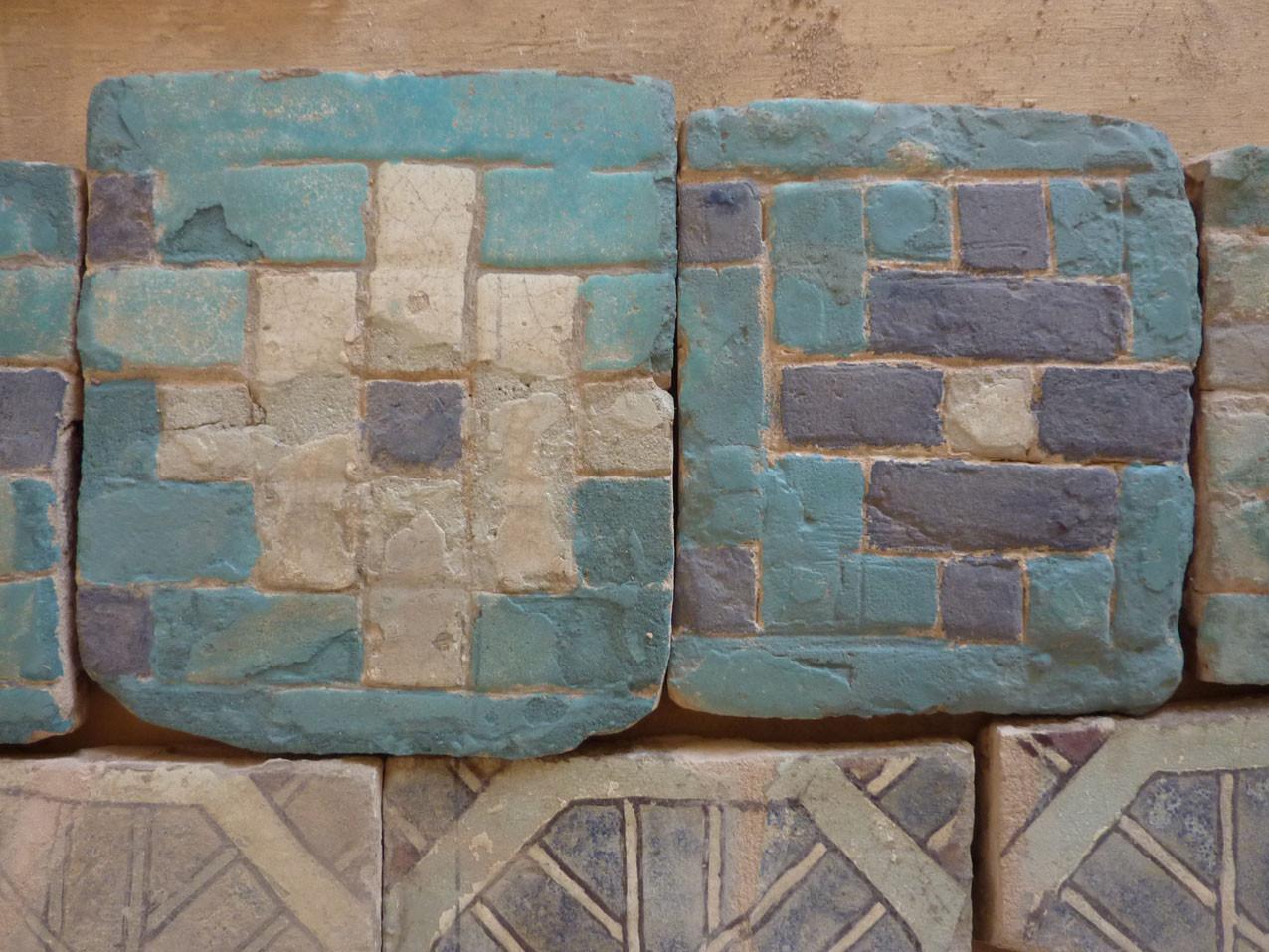 Les couleurs doivent être adaptées pour chaque carreau (Socra, 2012)