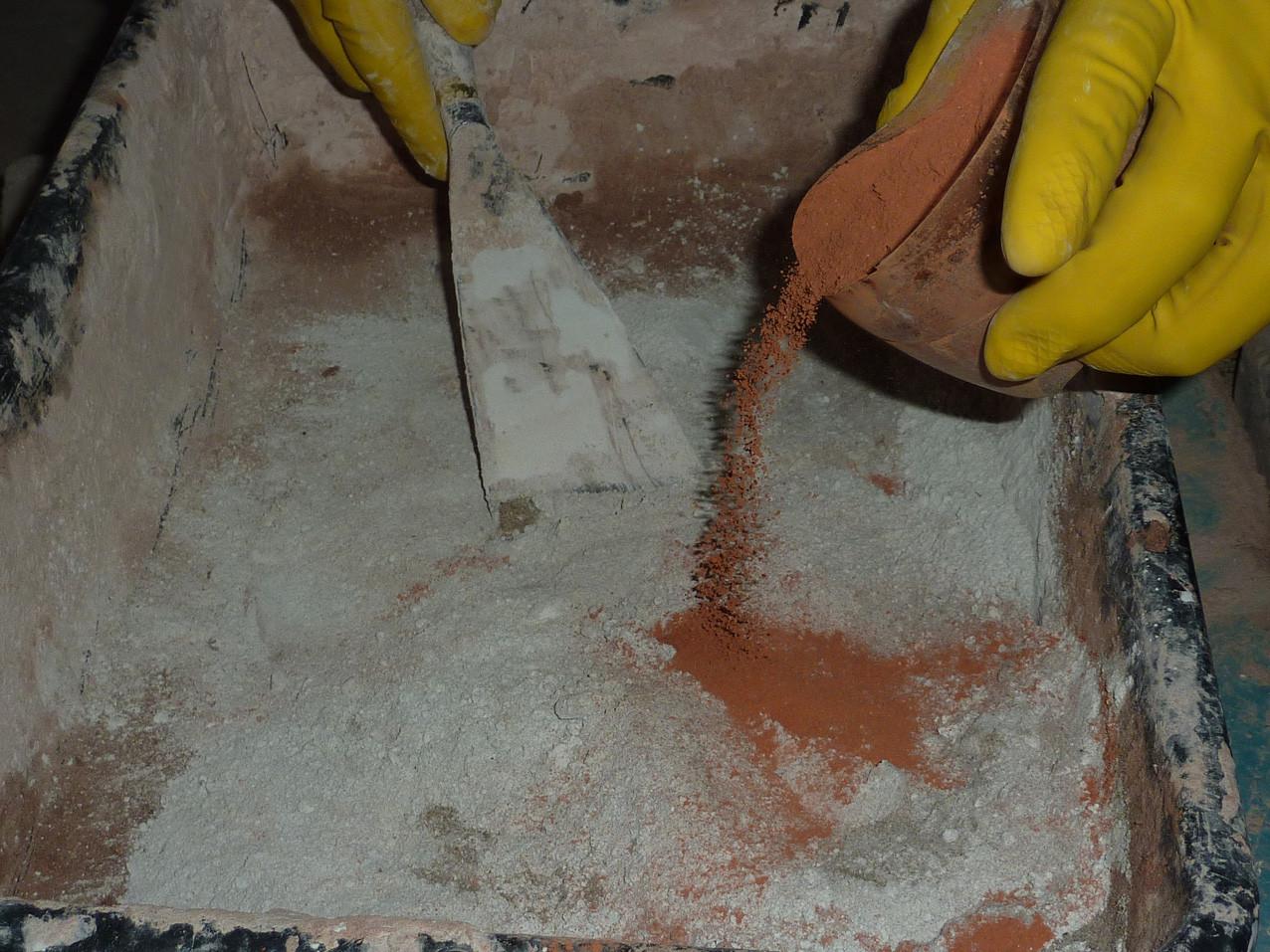Préparation du ragréage (Socra, 2012)