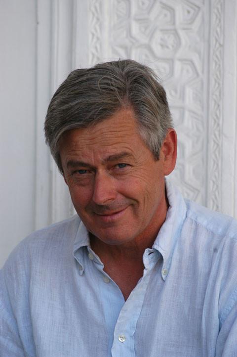Patrick Palem, directeur de la SOCRA  (photo : M.Schvoerer, 2008)