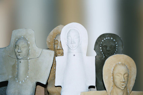 Travail de Miguel Calado réalisé en 2004 (photo : A.Calado, 2004)