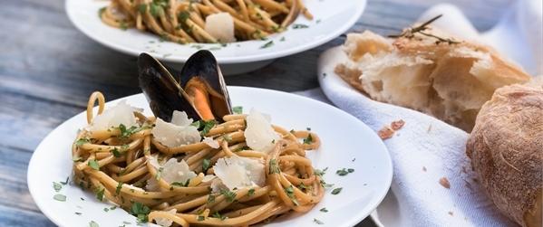 Nudeln nicht nur aus Italien