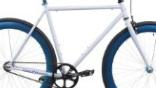 fissa bici fixed telaio acciaio