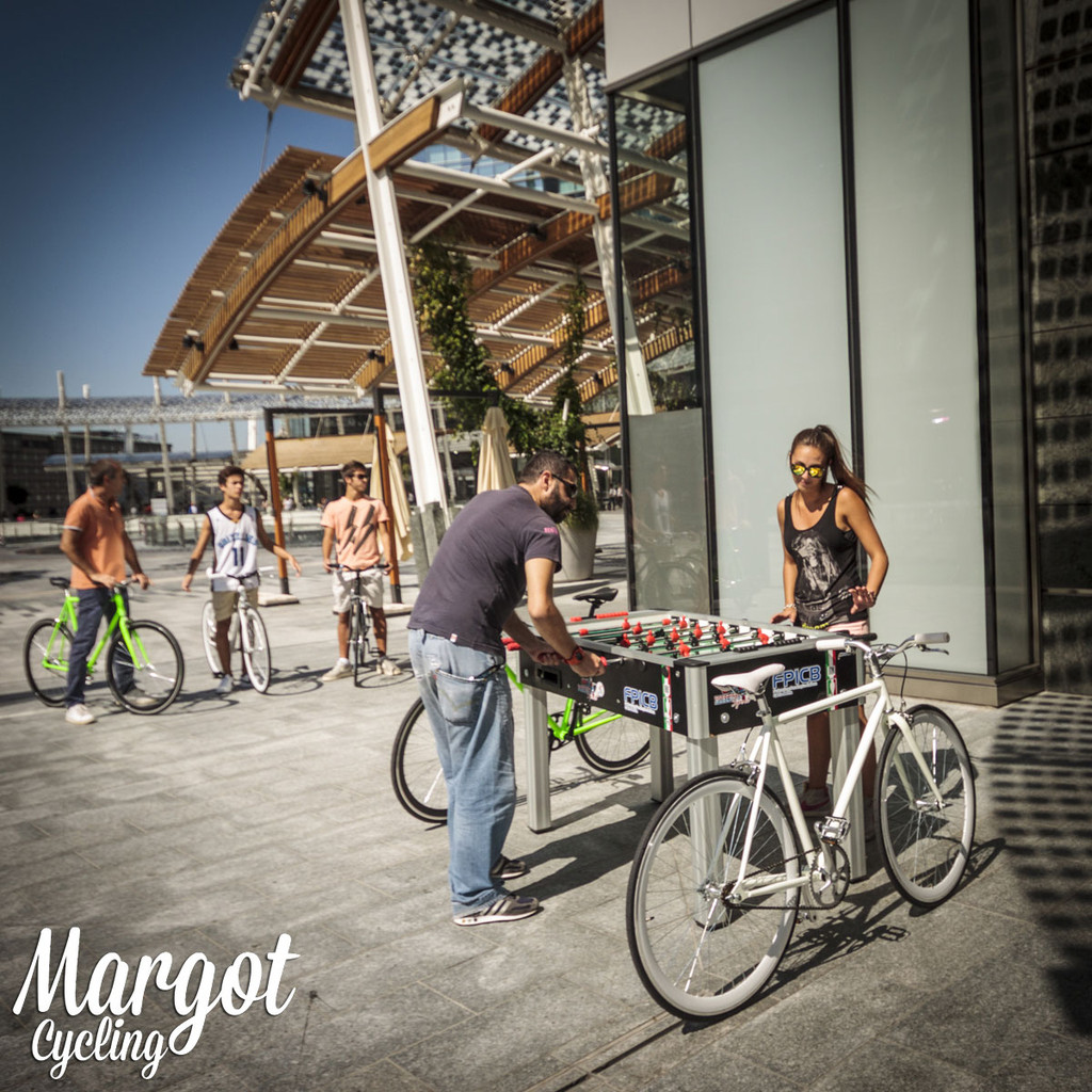 Bici Dragonfly e divertimento al sole