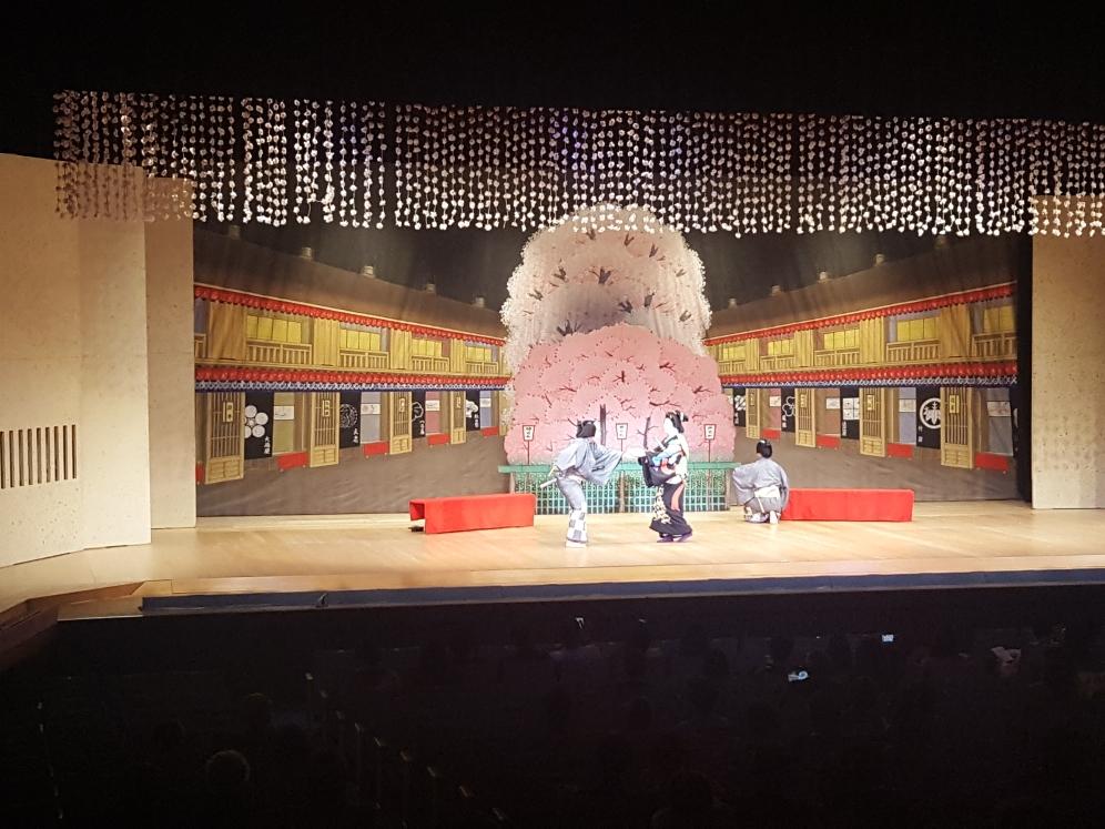 日本舞踊って素晴らしいですね