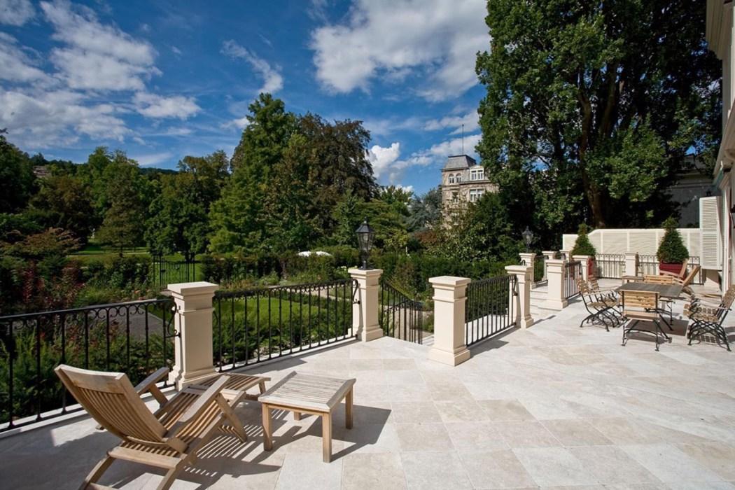 Das wundervolle Brenners Park-Hotel und Spa in Baden-Baden