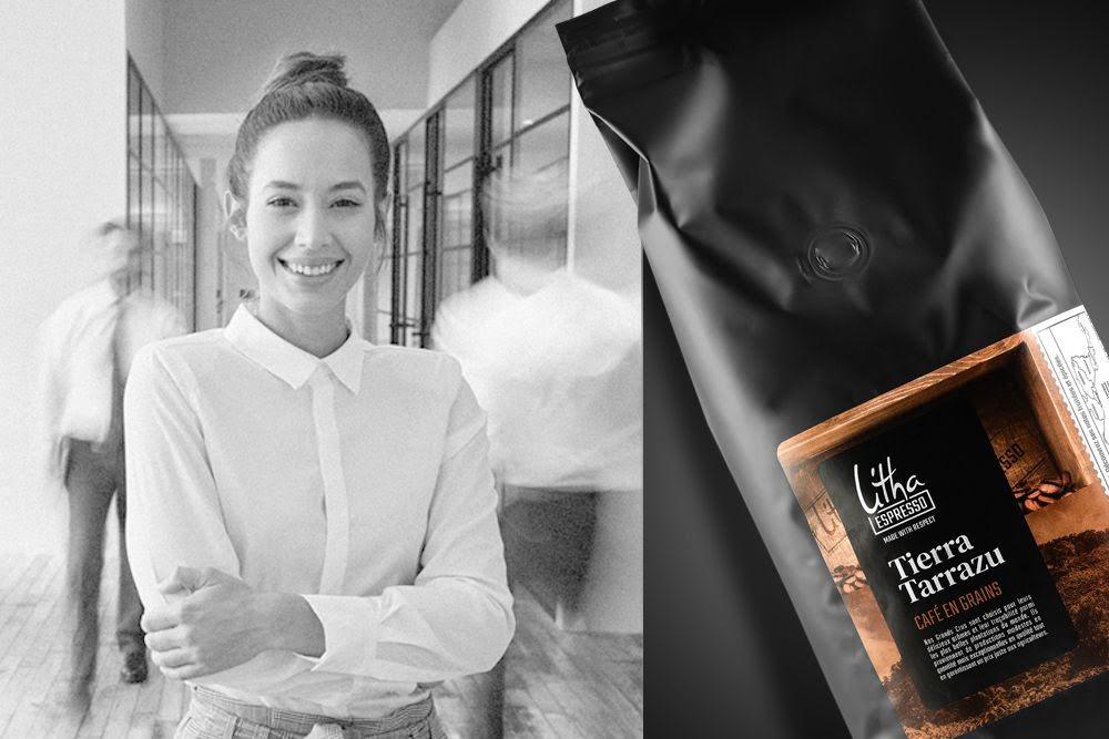 Café Litha capsules biodégradables